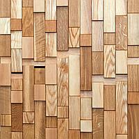 """Декоративная деревянная панель """"TRIO"""""""