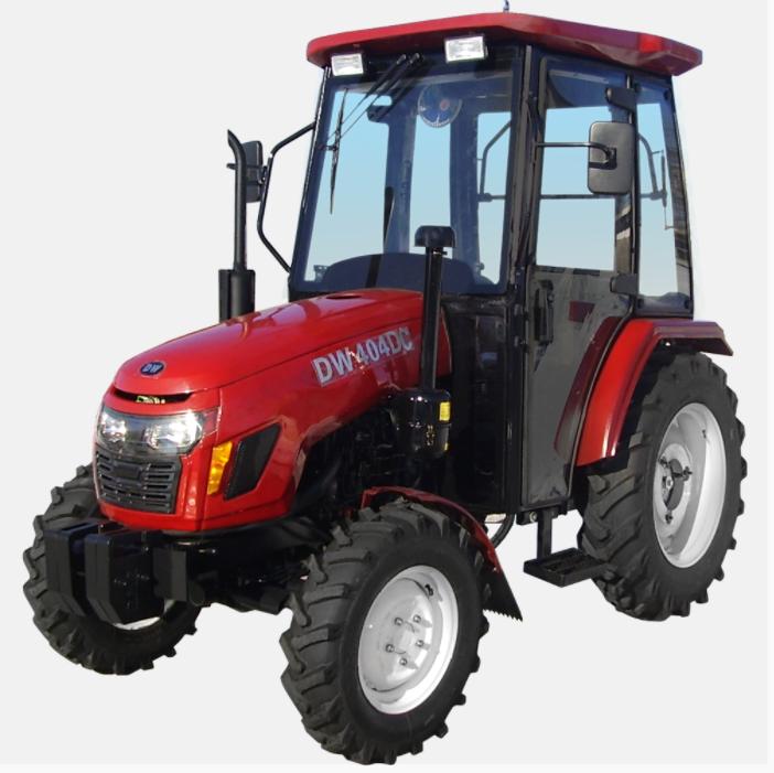 Трактор с кабиной, трактор DW 404DС, (40 л.с., 4х4, 4 цил., ГУР, 1-е сц.)