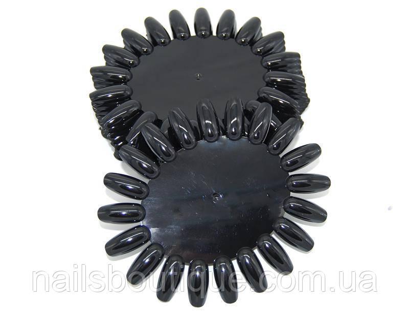 Палитра ромашка, черная