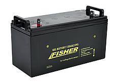 Электромотор лодочный Fisher 46 + аккумулятор Gel 120Ah, фото 2
