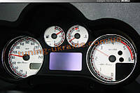Шкалы приборов для Alfa Romeo 147 2000-2010, фото 1