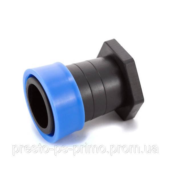 Заглушка Presto-PS для шланга туман Silver Spray 25 мм, в упаковке - 10 шт. (GSЕ-0125)