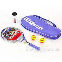 Набор для тенниса большого WILSON WRT294500 VENUS-SERENA STARTER SET
