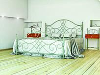 Кровать Парма металлическая 160х200 Parma