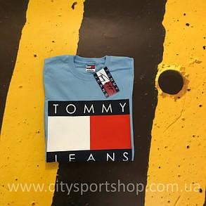 Футболка TOMMY Hilfiger JEANS, фото 2
