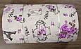 Постільна білизна Lotus Ranforce Emily рожеве двухспального розміру, фото 2