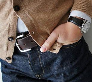 Ремни для брюк