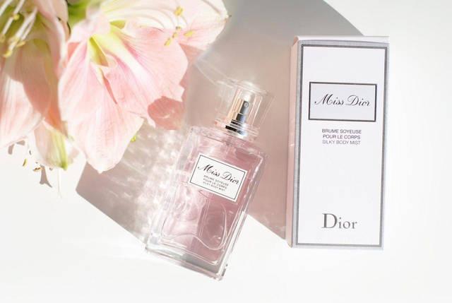 Miss Dior Brume Soyeuse Pour Le Corps Silky Body Mist Christian Dior, 100 мл, фото 2