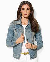 Джинсовый жилет - современная одежда для стильных девушек
