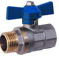 SD Шар.кран 3/4 БГШ вода   SD607W20
