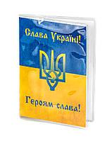 Обложка для паспорта ПВХ с вкладышем PVC/PA0020