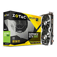 Видеокарта ZOTAC GeForce GTX 1060 AMP Edition 6 Gb