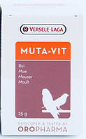 Витамины для попугаев и птиц Oropharma Muta -Vit 25 gr. (Versele Laga)