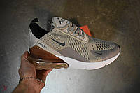 Мужские кроссовки Nike Air Max 270 Olive, Копия, фото 1