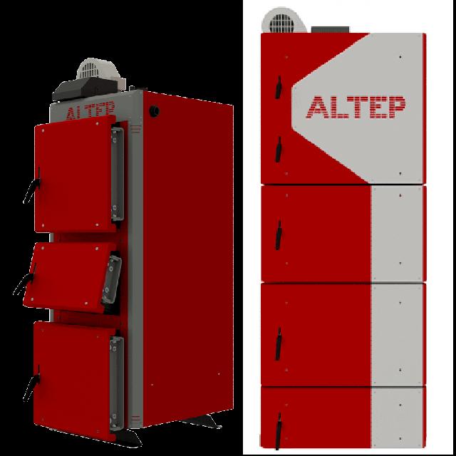 Котлы длительного горения Altep (Альтеп) Duo Uni Plus (KT 2EN)