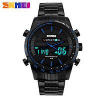 Мужские спортивные часы Skmei Army 1131 Blue по супер ціні! Гарантія!