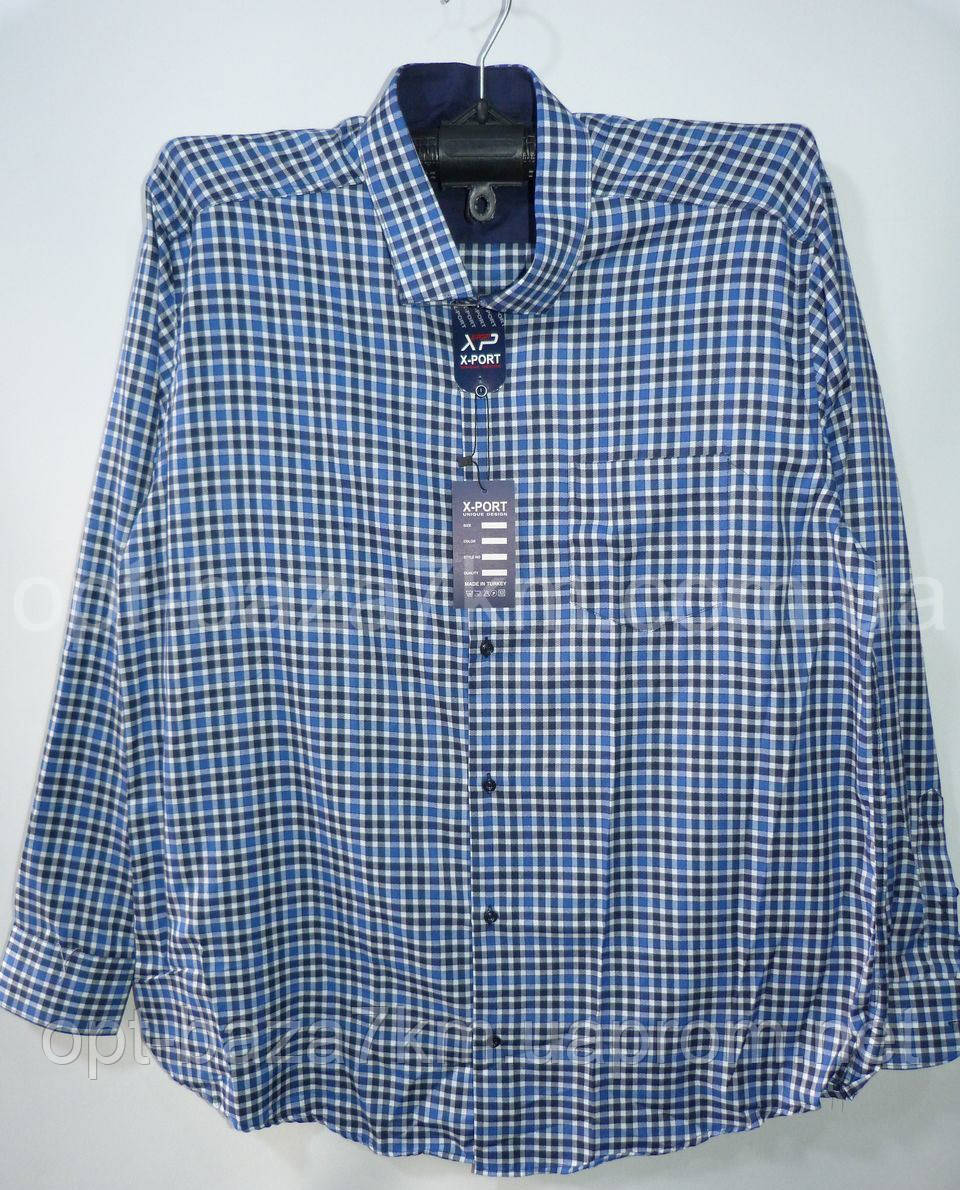 Рубашки мужские оптом с длинным рукавом 0f563e2482602