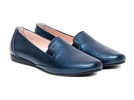 Мокасины Etor 2609-3010-92-795 синие