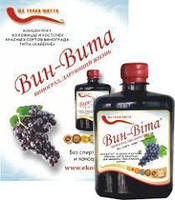 Вин-Вита, концентрат винограда, 0,5 л