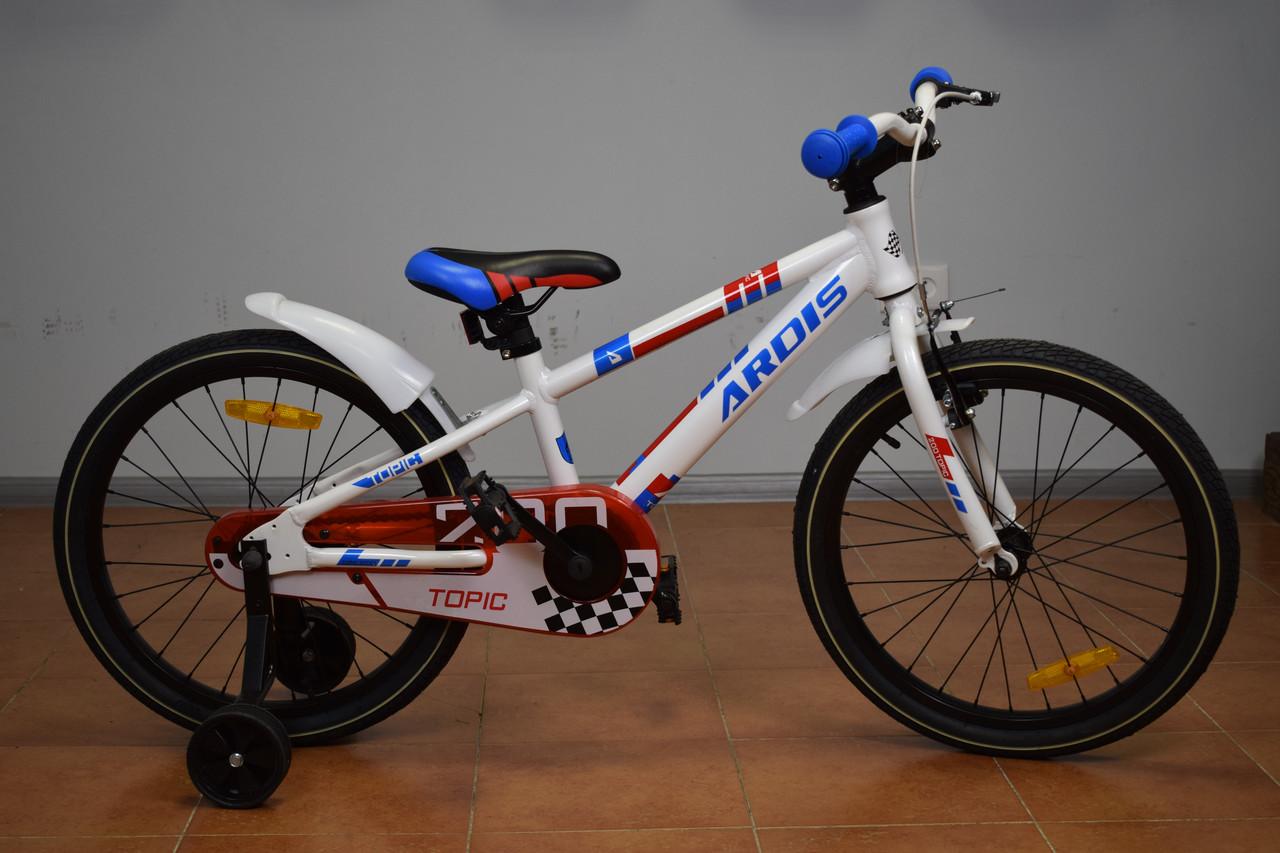 """Детский велосипед 20"""" Ardis Topic AL"""