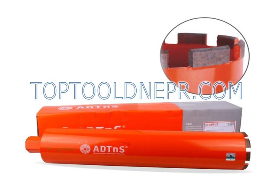 Алмазная коронка для сверления с водой ADTnS 102мм