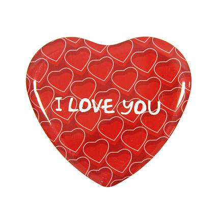 Набор шкатулок Сердце Я тебя люблю ( набор коробок в форме сердца ), фото 2