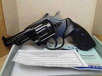 Пистолет - револьвер под патрон флобера Safari РФ - 431 М пластик. Заключение + 10 патронов в подарок.