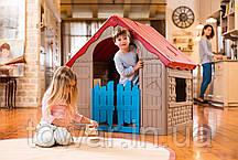 Детский домик игровой FOLDABLE Keter