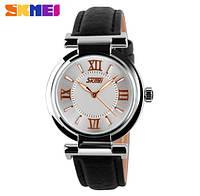 Красивые женские часы, Skmei 9075 Elegant Black