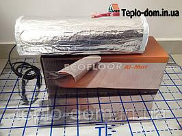Алюминиевые маты Fenix (Чехия) монтаж на подложку 6 м.кв.