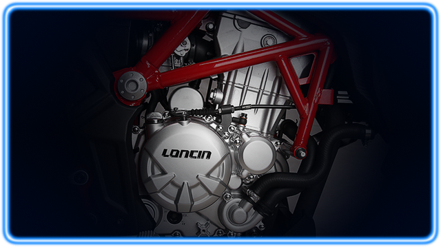 Loncin LX300 Двигатель