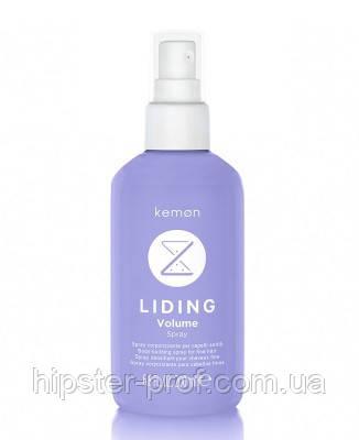 Спрей для объема тонких волос Kemon Liding Volume Spray 200 ml
