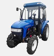 Трактор Jinma, JMT3244HXC, (24 л.с., 4х4, 3 цил., ГУР)