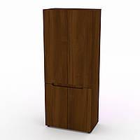 Шкаф для вещей МС-23 орех экко Компанит, фото 1
