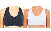 Топ для фитнеса и йоги VSX 005, 2 цвета: лайкра, размер S-L, фото 1
