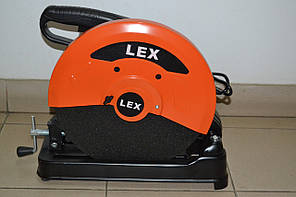 Монтажна пила по металу металоріз LEX 295