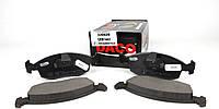 Колодки тормозные Добло / Fiat Doblo с 2001 ( передние )(ATE)