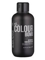 Тонирующий бальзам IdHair Colour Bomb Black Pepper, 250 мл