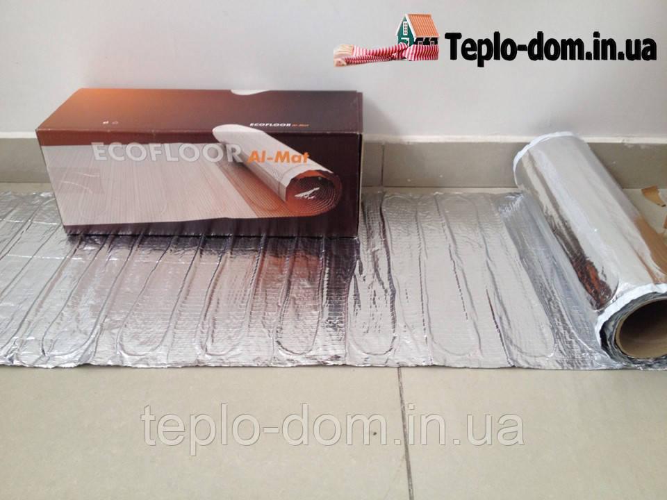 Алюминиевые маты Fenix для укладки, (монтаж  под ламинат ) 10 м.кв.