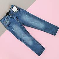 Голубые джинсы для мальчика Lacoste Турция размер 3-12 лет