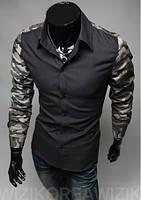Мужская рубашка Милитари