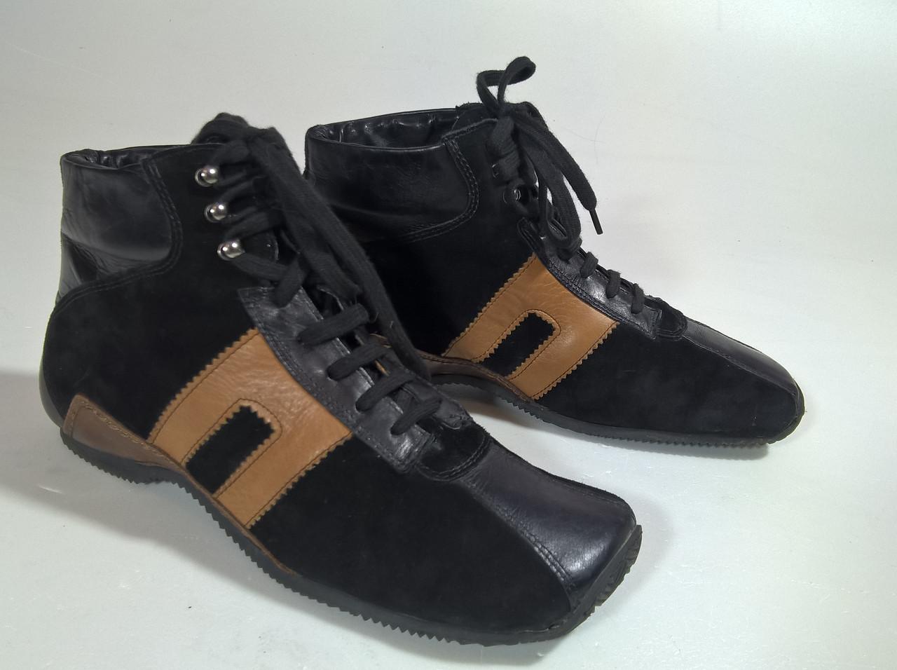 Ботинки женские 40 размер бренд AIR STEP (Италия)