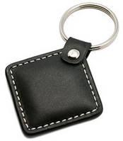 RFID шкіряний Брелок KEL01-GK, фото 1