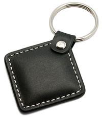 RFID Брелок кожаный KEL01-GK, фото 1
