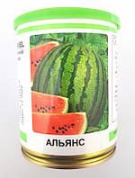 Семена арбуза Альянс, (Украина), 100г, фото 1