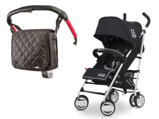Прогулочная детская коляска Euro-Cart EZZO
