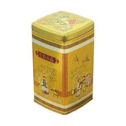 Кухонный контейнер для сыпучих Золотой век, 500 г ( банка с крышкой ), фото 2