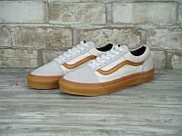 Кеды Vans Old Skool White Gum