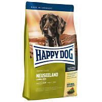 Корм для собак Happy Dog Neuseeland (Хеппи Дог) средних и больших пород ягненок и рис 12,5 кг