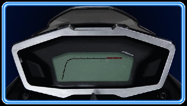 Loncin LX-300 Спидометр